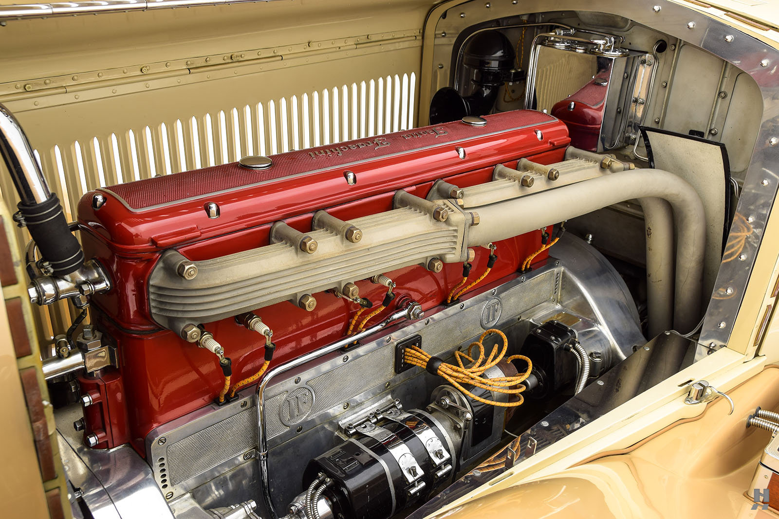 1930 ISOTTA FRASCHINI 8A SS CASTAGNA ROADSTER For Sale (picture 4 of 6)