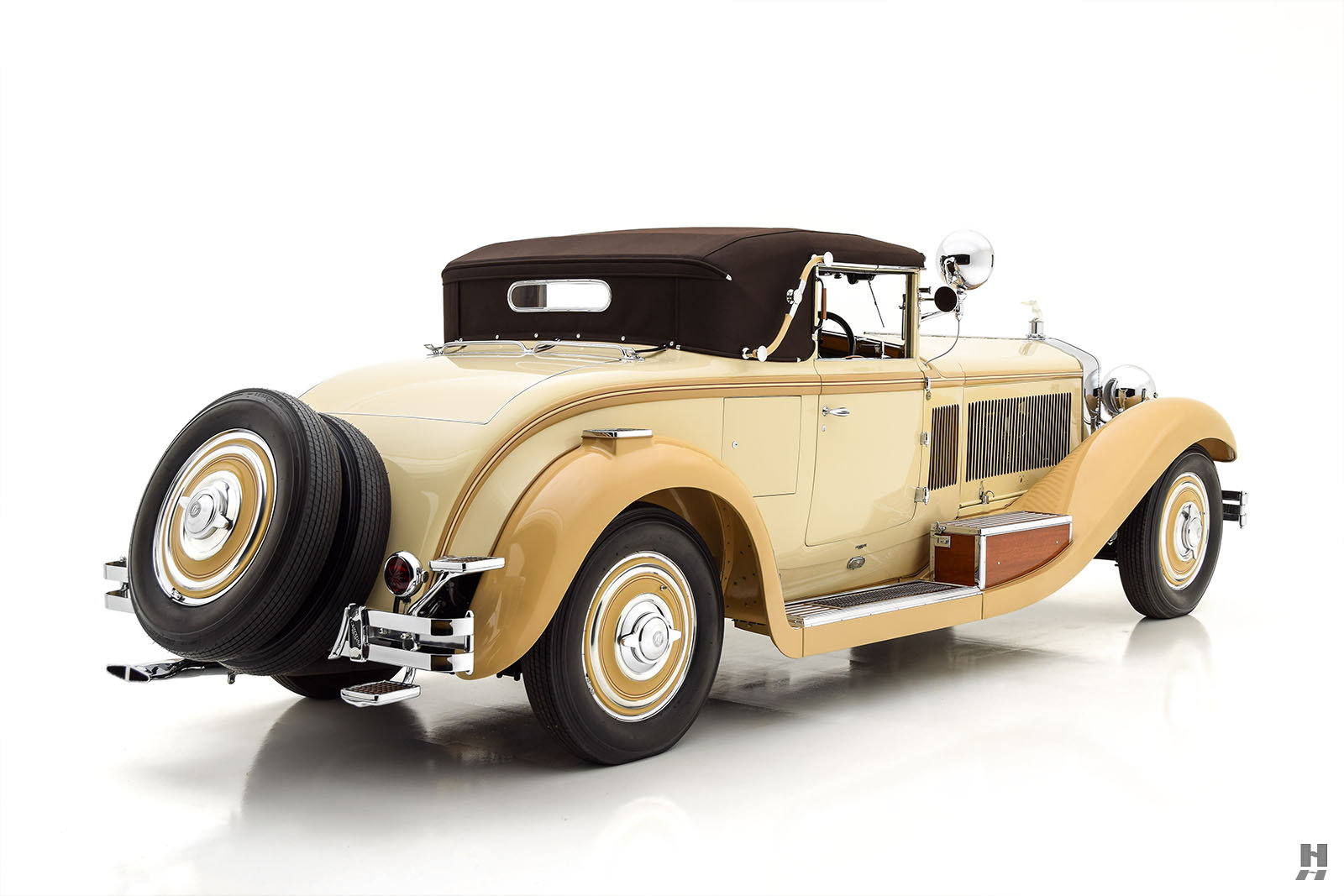 1930 ISOTTA FRASCHINI 8A SS CASTAGNA ROADSTER For Sale (picture 5 of 6)