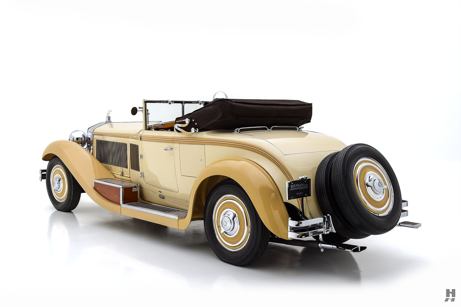 1930 ISOTTA FRASCHINI 8A SS CASTAGNA ROADSTER For Sale (picture 6 of 6)