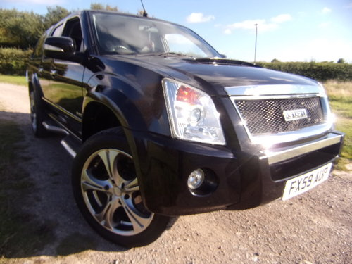 2009 Isuzu Rodeo 3.0 Den Max Le Sport For Sale (picture 1 of 6)