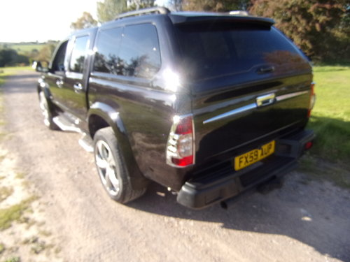 2009 Isuzu Rodeo 3.0 Den Max Le Sport For Sale (picture 2 of 6)