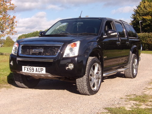 2009 Isuzu Rodeo 3.0 Den Max Le Sport For Sale (picture 3 of 6)