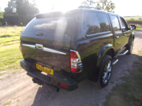 2009 Isuzu Rodeo 3.0 Den Max Le Sport For Sale (picture 4 of 6)