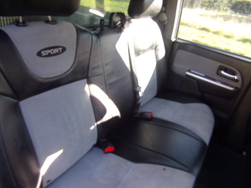 2009 Isuzu Rodeo 3.0 Den Max Le Sport For Sale (picture 6 of 6)