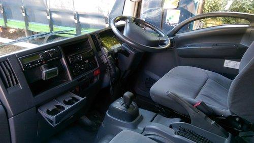 Isuzu N75 (190) Auto.. 7.5 Tonne Box Van / Curtain Sider SOLD (picture 3 of 6)