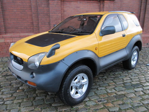 1988  ISUZU VEHICROSS 4X4 TOD AUTOMATIC 3.1 * RARE IMPORT * For Sale (picture 1 of 6)