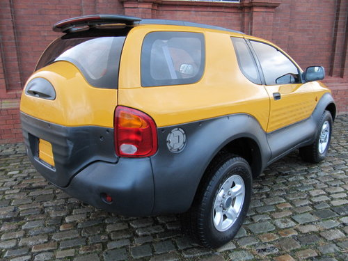 1988  ISUZU VEHICROSS 4X4 TOD AUTOMATIC 3.1 * RARE IMPORT * For Sale (picture 2 of 6)