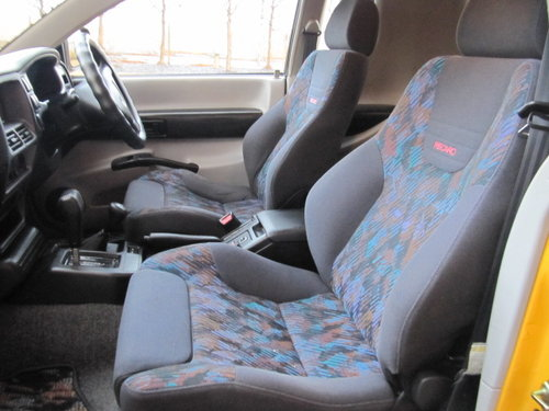 1988  ISUZU VEHICROSS 4X4 TOD AUTOMATIC 3.1 * RARE IMPORT * For Sale (picture 3 of 6)