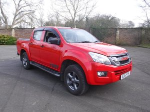 **REMAINS AVAILABLE**2016 Isuzu D Max Fury SOLD by Auction