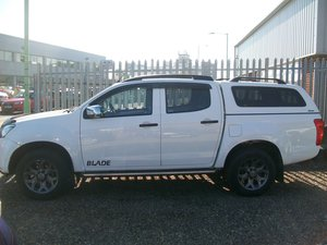 2014 Isuzu d-max blade top spec model !!!!! For Sale
