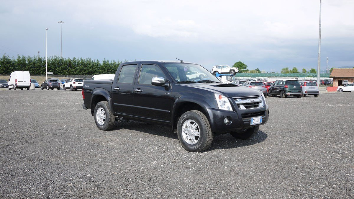 2010 Isuzu 3.0 Max Truck For Sale by Auction (picture 1 of 5)