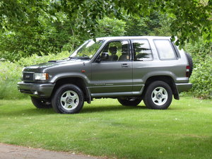 "1994 Isuzu Trooper 1 Owner Full History ""Similar Reqired NOW SOLD For Sale"