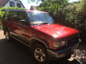1998 Bautiful Isuzu Trooper For Sale