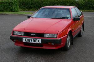 1988 Isuzu Piazza Turbo HBL Coupe Auto For Sale