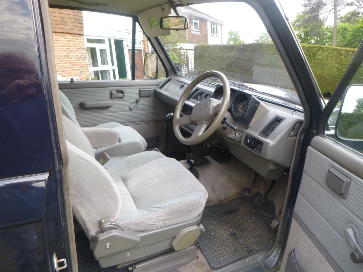 1992 Isuzu SWB 2.8 TD Trooper Mark1 For Sale (picture 4 of 6)