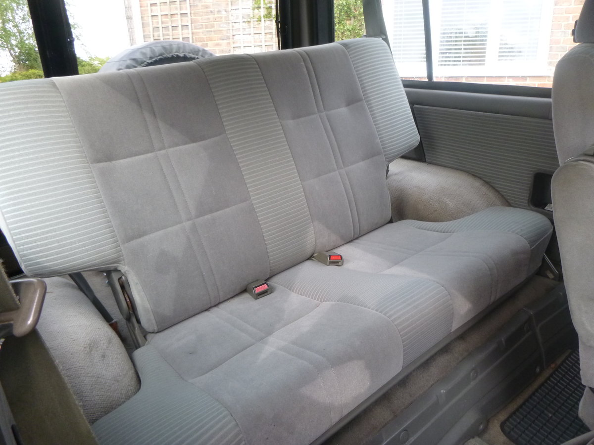 1992 Isuzu SWB 2.8 TD Trooper Mark1 For Sale (picture 5 of 6)