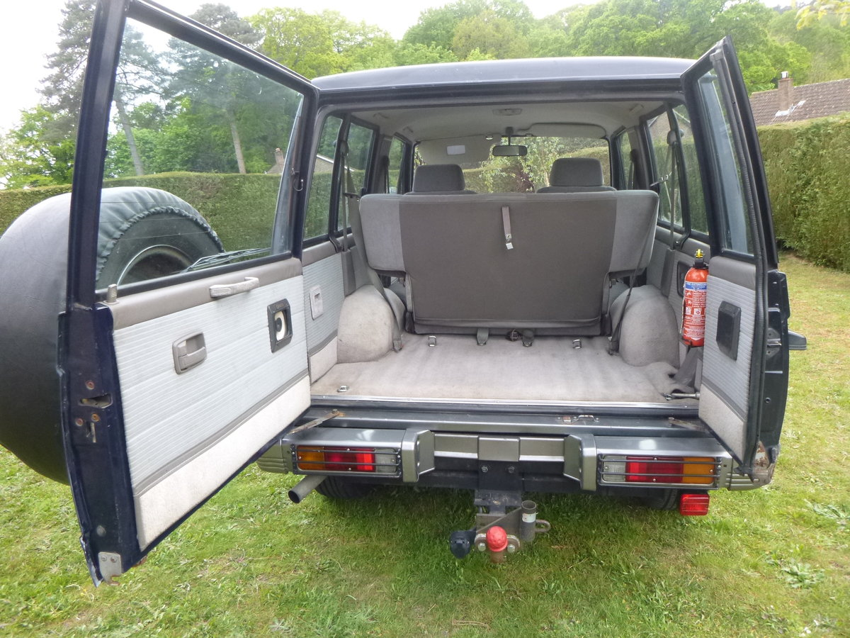 1992 Isuzu SWB 2.8 TD Trooper Mark1 For Sale (picture 6 of 6)