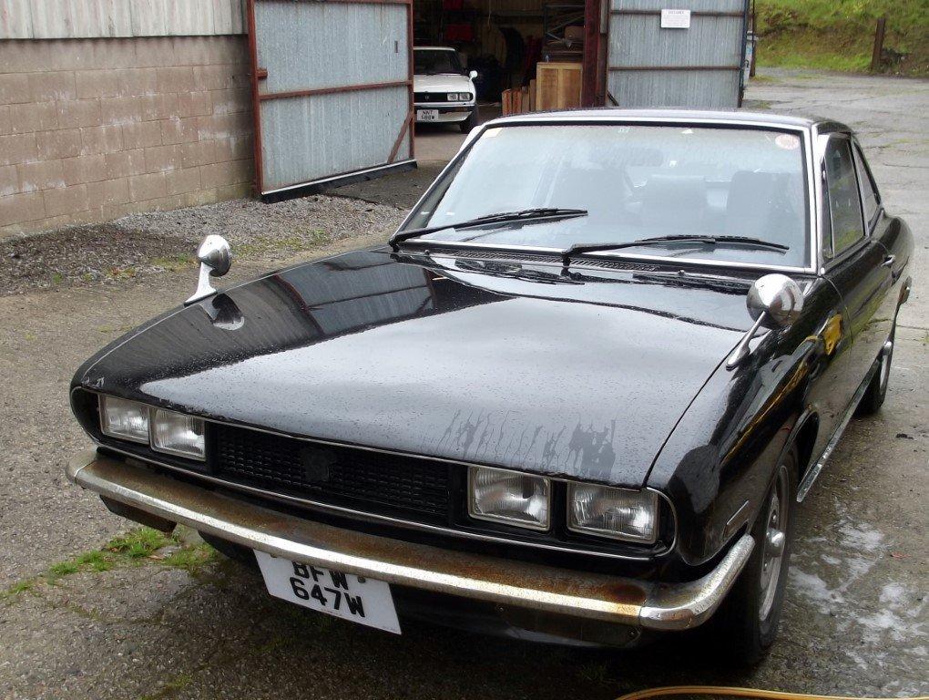 1980 Isuzu 117 Coupe 2.0, Giugiaro design JDM classic For Sale (picture 1 of 6)