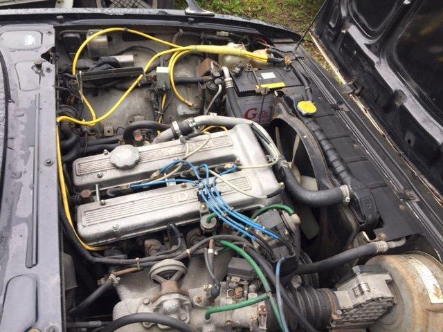 1980 Isuzu 117 Coupe 2.0, Giugiaro design JDM classic For Sale (picture 4 of 6)