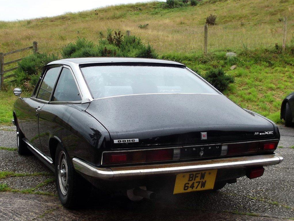 1980 Isuzu 117 Coupe 2.0, Giugiaro design JDM classic For Sale (picture 6 of 6)