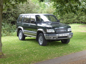 "2000 Isuzu Trooper 3.0D Citation ""NOW SOLD SIMILAR REQUIRED"""