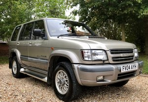2004 Isuzu Trooper 3.0 Turbo Diesel , 1 Owner, FSH