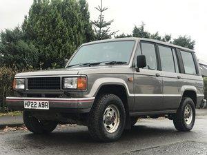 1991 Izuzu Trooper, Very Low mileage, 1 owner car For Sale