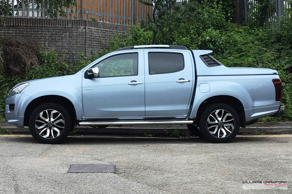 2016 Isuzu D Max 2.5 TD Centurion Double Cab Pickup auto SOLD (picture 2 of 6)