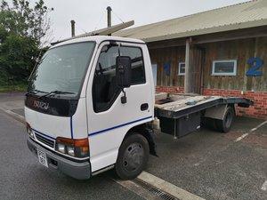 2003 Isuzu NKR 3.1 Turbo DI 3.5T Beavertail / Recovery Truck