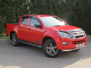 2016 Isuzu D-Max Fury Double Cab Twin Turbo Manual