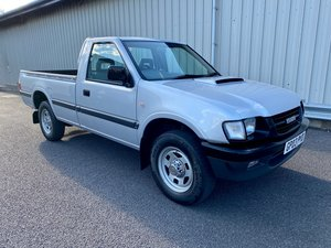 2003 ISUZU TF 2.5 TD DIESEL 4X4 SINGLE CAB PICK UP-18K MILES