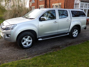 Picture of 2015 Isuzu D Max Yukon Vision Double Cab For Sale