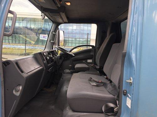2011 Isuzu N75.190 Curtain Sider - Box Van. 5.2 Diesel..  Auto.. SOLD (picture 4 of 6)