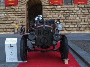 1908 Itala Targa Florio