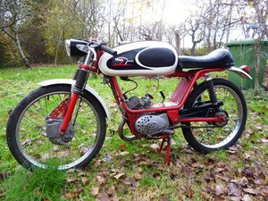 1969 Italjet Pursand and legend mopeds For Sale