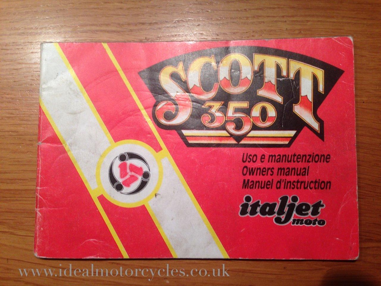 1988 Italjet Scott 35 Gentleman For Sale (picture 5 of 6)