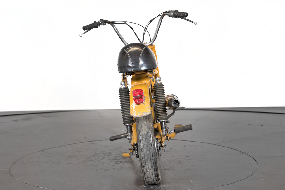 ITALJET - ITALEMMEZETA 48 - 1969 For Sale (picture 4 of 6)