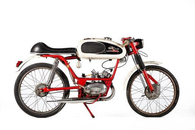 C.1965 ITALJET 49CC SPORTS ROADSTER (LOT 510) SOLD by Auction (picture 1 of 1)