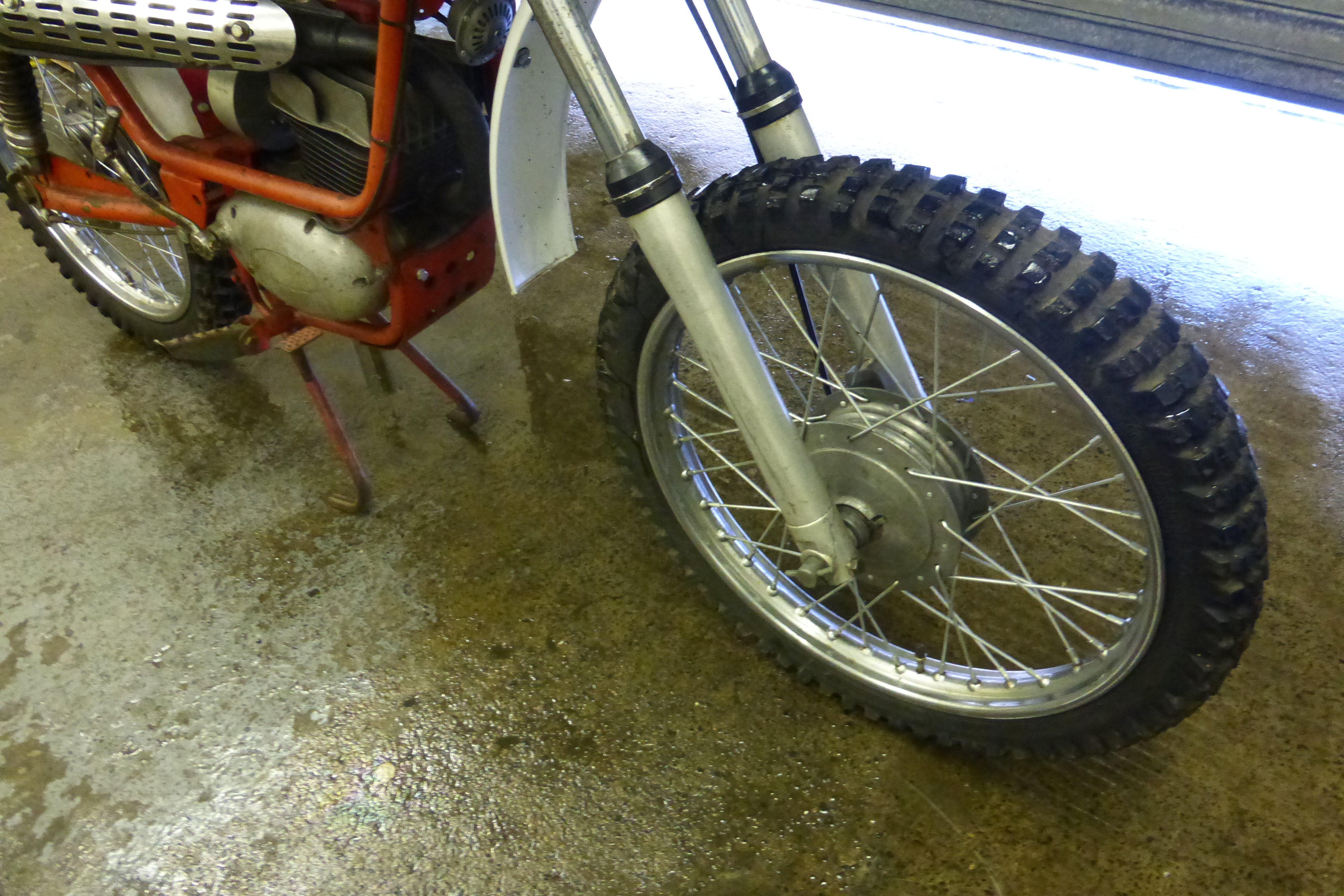 1900 Classic Italijet 100cc For Sale (picture 1 of 3)