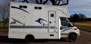 2004 Iveco Ford Horsebox For Sale