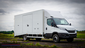 Picture of 2021 Racetruck – Enclosed Car Transporter