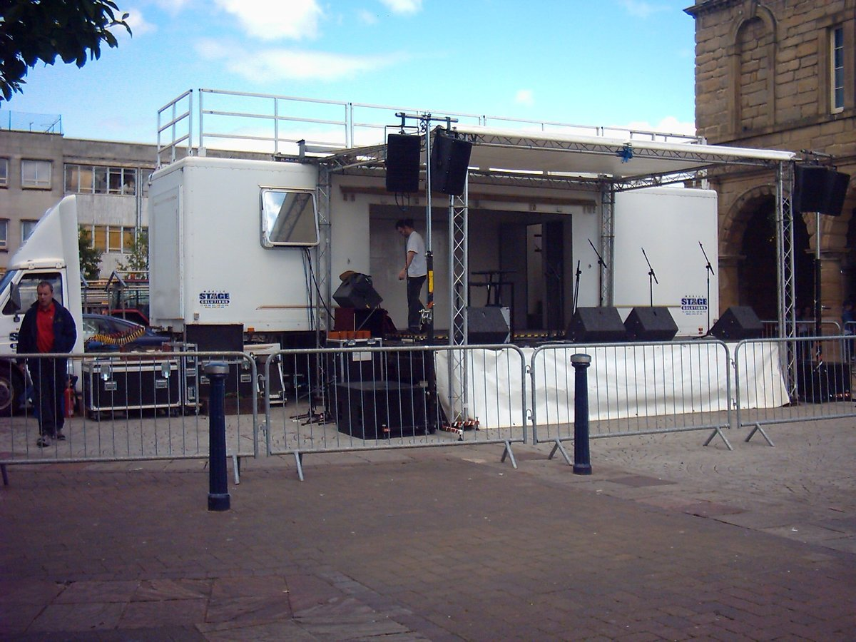1997 Exhibition/stage rig For Sale (picture 6 of 6)
