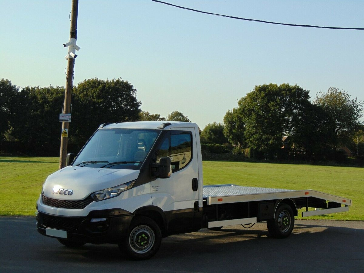 2015  Iveco Daily 35S11 Recovery Truck.. Very Low Miles.. No Vat For Sale (picture 1 of 6)