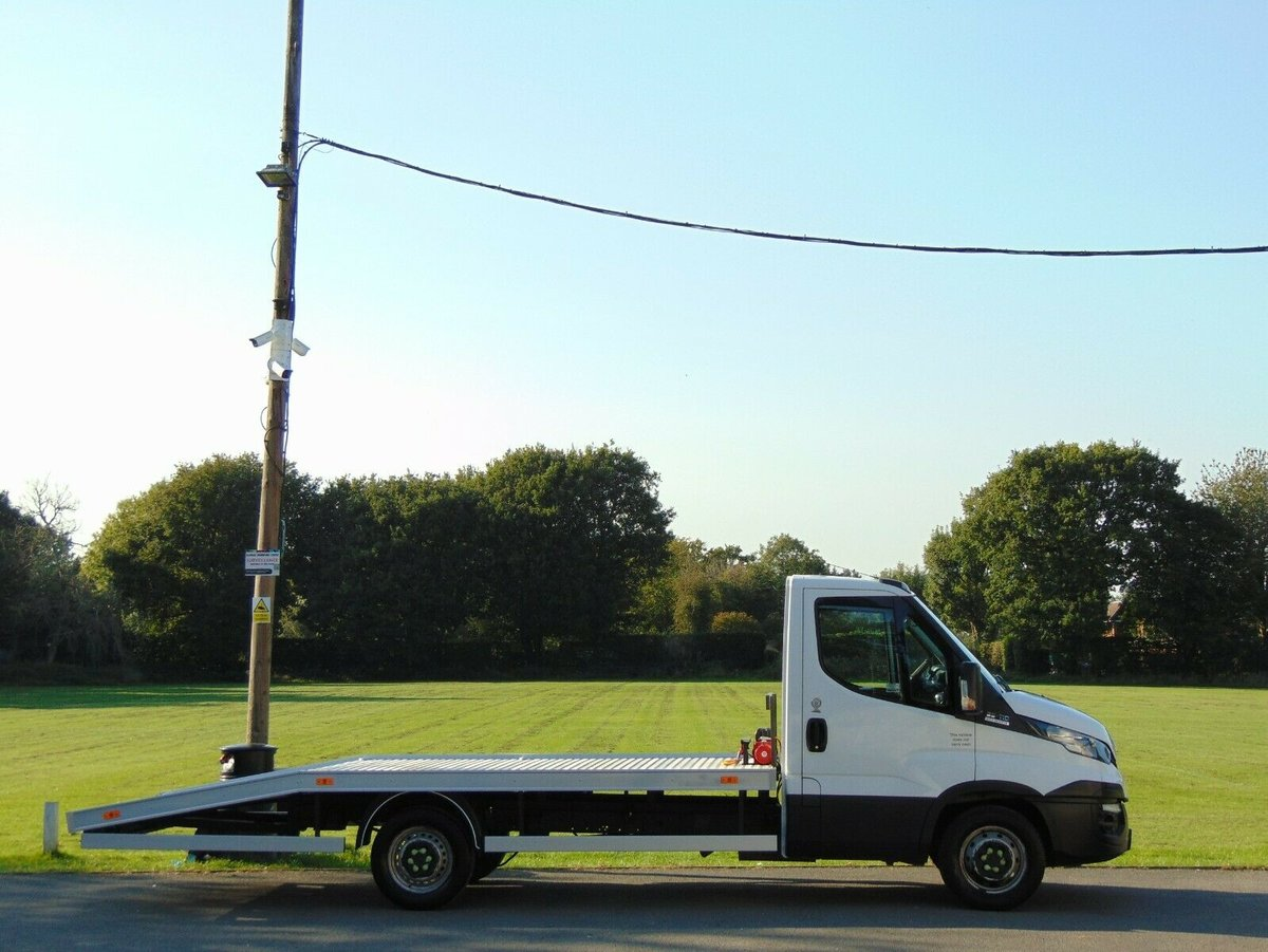 2015  Iveco Daily 35S11 Recovery Truck.. Very Low Miles.. No Vat For Sale (picture 4 of 6)