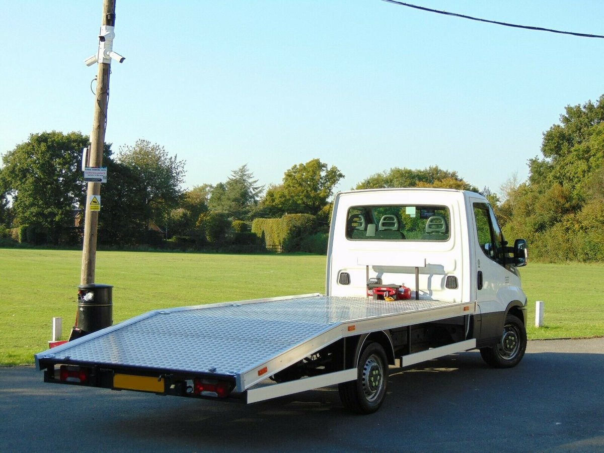2015  Iveco Daily 35S11 Recovery Truck.. Very Low Miles.. No Vat For Sale (picture 5 of 6)