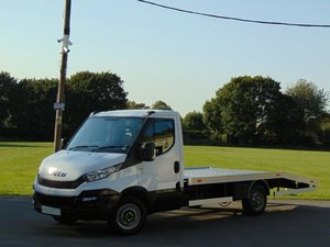 Iveco Daily 35S11 Recovery Truck.. Very Low Miles.. Stunning