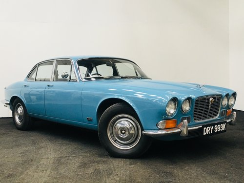 1971 JAGUAR XJ6 4.2 SERIES 1 ONE - STUNNING SOLD (picture 1 of 6)