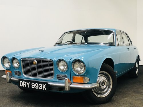 1971 JAGUAR XJ6 4.2 SERIES 1 ONE - STUNNING SOLD (picture 2 of 6)