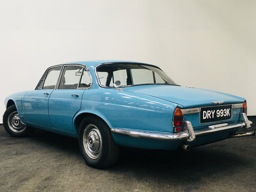 1971 JAGUAR XJ6 4.2 SERIES 1 ONE - STUNNING SOLD (picture 3 of 6)