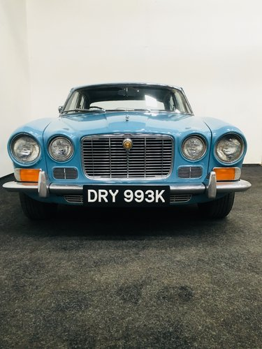 1971 JAGUAR XJ6 4.2 SERIES 1 ONE - STUNNING SOLD (picture 5 of 6)